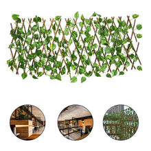 Load image into Gallery viewer, Expandible Faux Ivy Privacy Fence - 【70% OFF BLACK FRIDAY SALE】