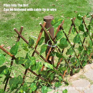 Expandible Faux Ivy Privacy Fence - 【70% OFF BLACK FRIDAY SALE】