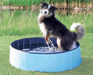 Puppy Pool - The Portable Pet Pool
