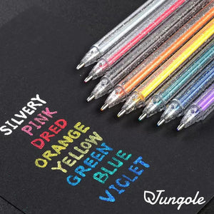 Vibrant Gel Pen Pack - 50% OFF Summer Sale!