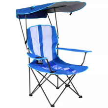 Load image into Gallery viewer, The Ultimate Foldable Canopy Camping Chair