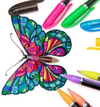 Load image into Gallery viewer, Vibrant Gel Pen Pack - 50% OFF Summer Sale!