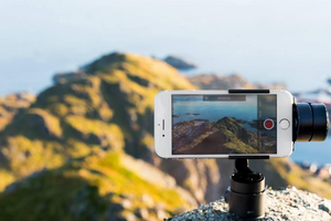 The Ultimate Gimbal Phone Stabilizer