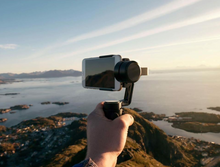 Load image into Gallery viewer, The Ultimate Gimbal Phone Stabilizer