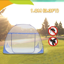 Load image into Gallery viewer, Anti-Mosquito Pop-Up Mesh Tent