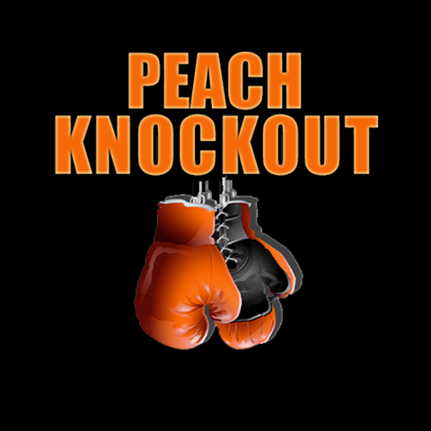 PEACH KNOCKOUT