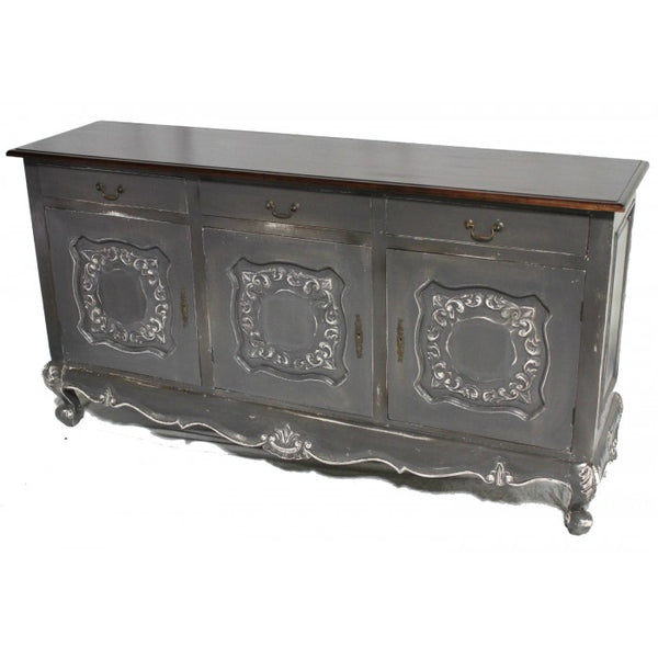 Amy's Romantic White Shabby Chic Sideboard - Amy's Country Candles