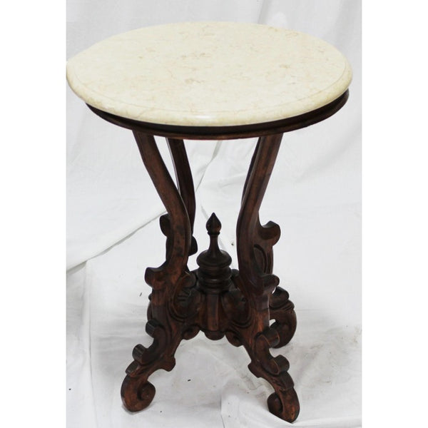 Amy's Romantic Victorian Round Table - Amy's Country Candles