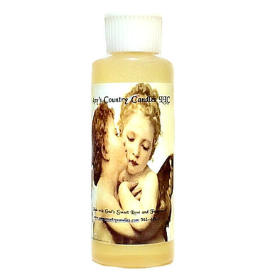 Cinnamon Spice Pure Oil 5oz Bottle - Amy's Country Candles