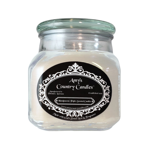 Cajun Linen 36oz Canister - Amy's Country Candles