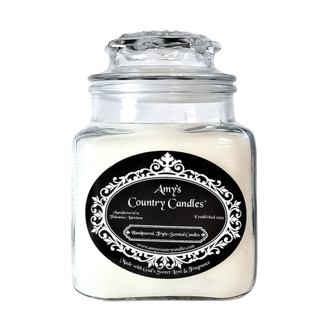 Baby Powder 36oz Canister - Amy's Country Candles