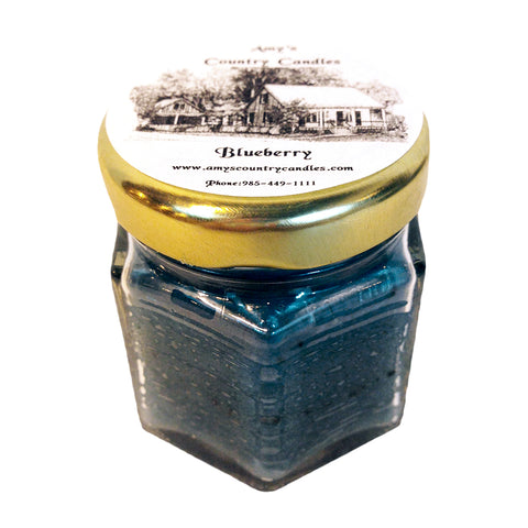 Blueberry Cobbler Hex - Amy's Country Candles