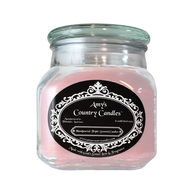 Cashmere (formerly Glamour Chic™) - 36oz Canister - Amy's Country Candles