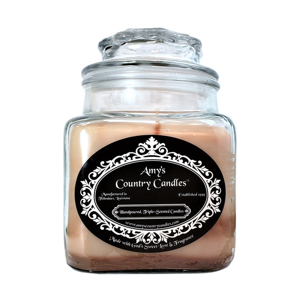 Hazelnut Mocha 36oz Canister - Amy's Country Candles