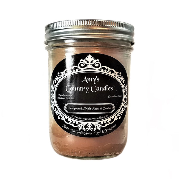 Cinnamon Sugar Cookie 16oz Mason - Amy's Country Candles
