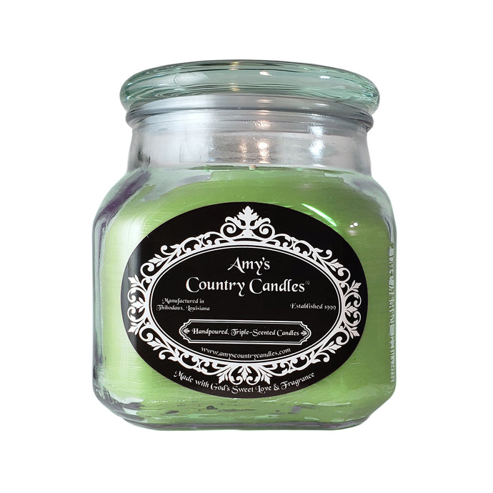 God's Gentle Breeze 36oz Canister Candle - Amy's Country Candles