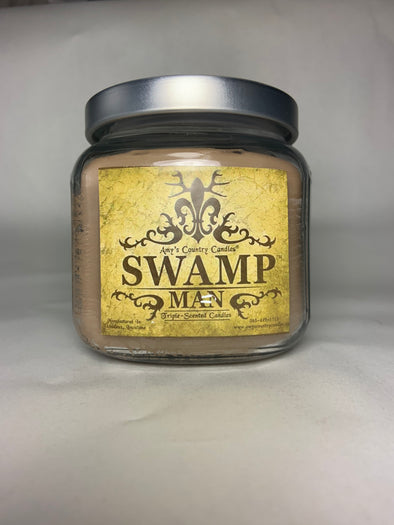 Swamp Man™ 20oz Medium Candle
