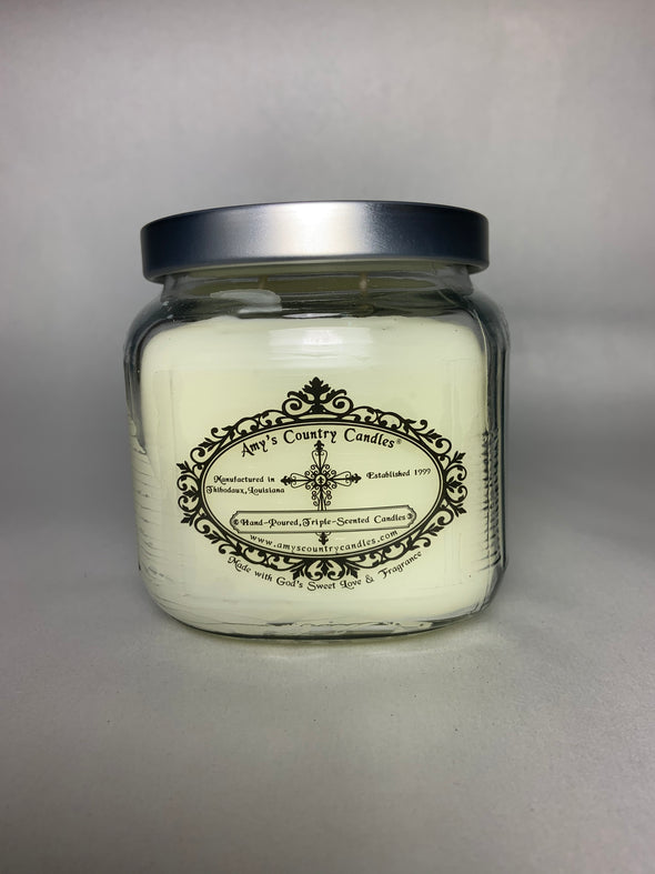 Cajun Linen 20oz Medium Candle