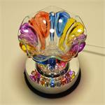Electric Oil Warmer-Rainbow Touch Lamp - Amy's Country Candles