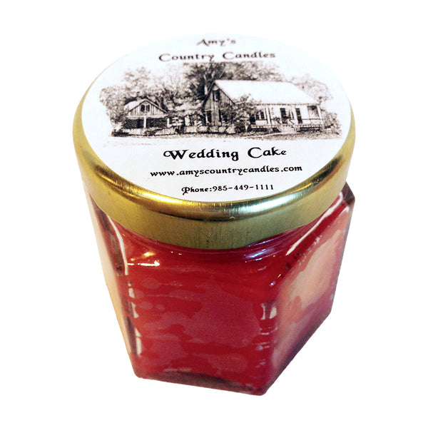 Wedding Cake Hex - Amy's Country Candles
