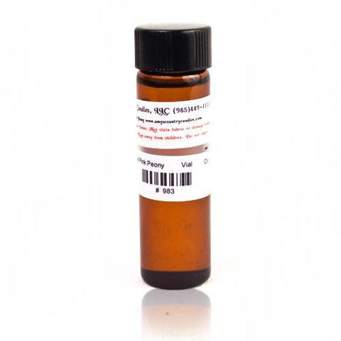Gardenia Pure Oil Vial - Amy's Country Candles