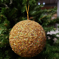 Ornaments - Gold Baubles