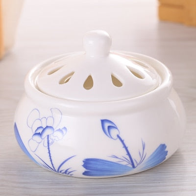 Electric Oil Warmer-several designs - Amy's Country Candles