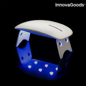 InnovaGoods LED UV Pocket Nagellampe