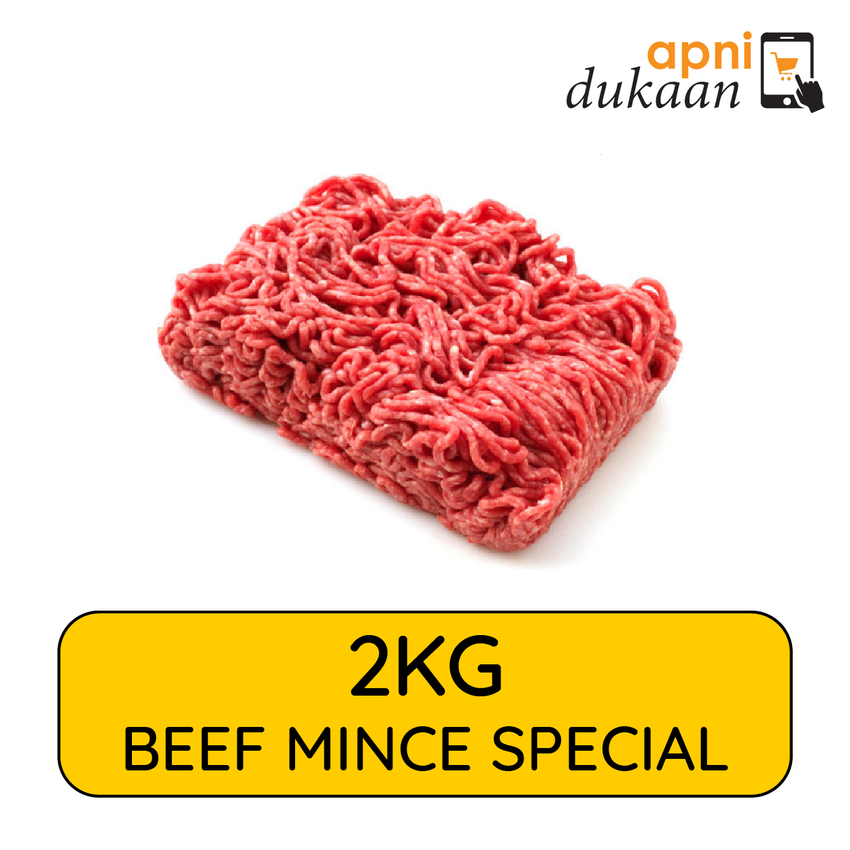 Beef Mince 2kg - Special - Apni Dukaan
