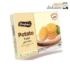 Dawn Aloo Tikki - Potato Cutlet 500g (10 pcs) - Apni Dukaan NSW
