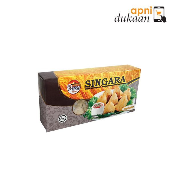 Dubbo Vegetable Singara 10 Pieces - Apni Dukaan
