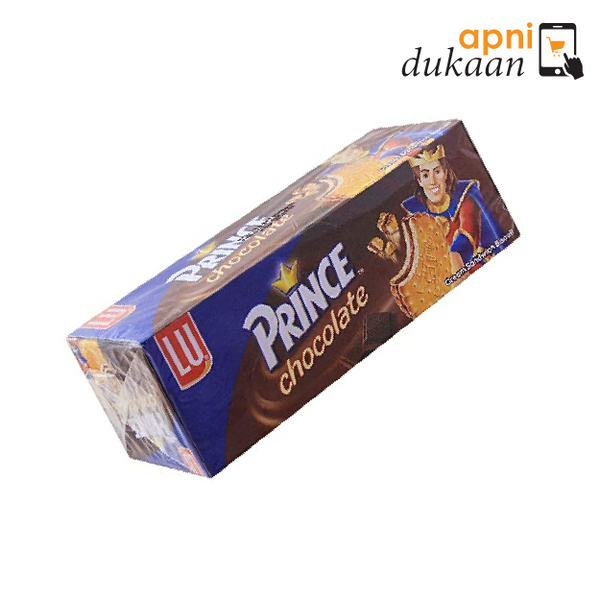 LU Prince Chocolate Biscuits - Apni Dukaan