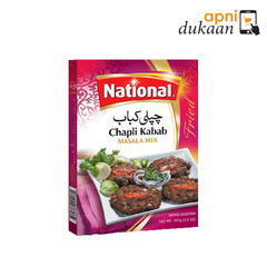National Chapli Kabab Mix 100g - Apni Dukaan