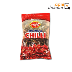 Pran Dry Whole Chilli 100g - Apni Dukaan