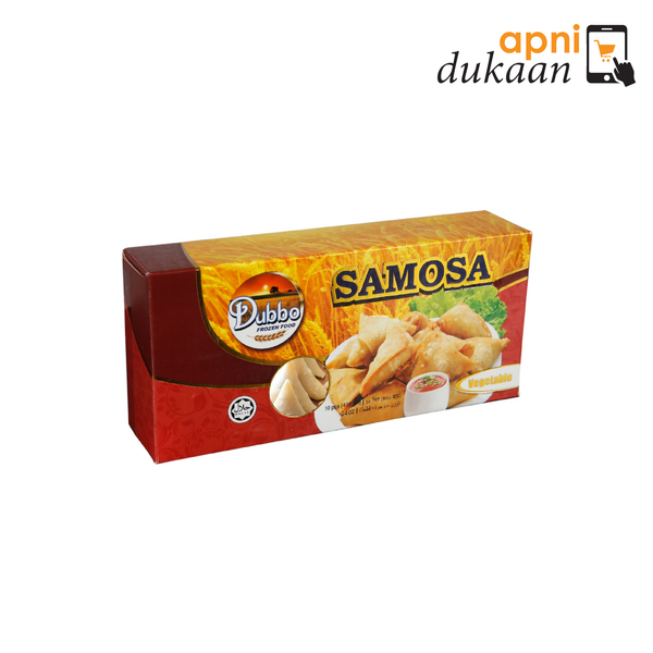 Dubbo Vegetable Samosa 10pcs - Apni Dukaan