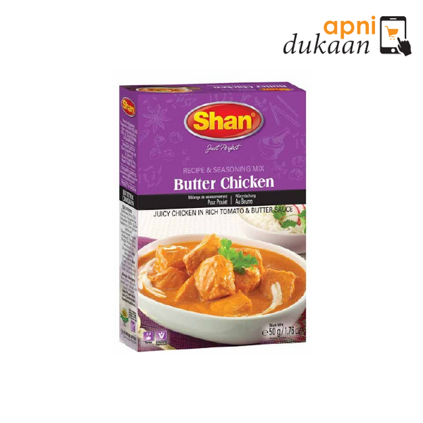 Shan Butter Chicken 50g - Apni Dukaan