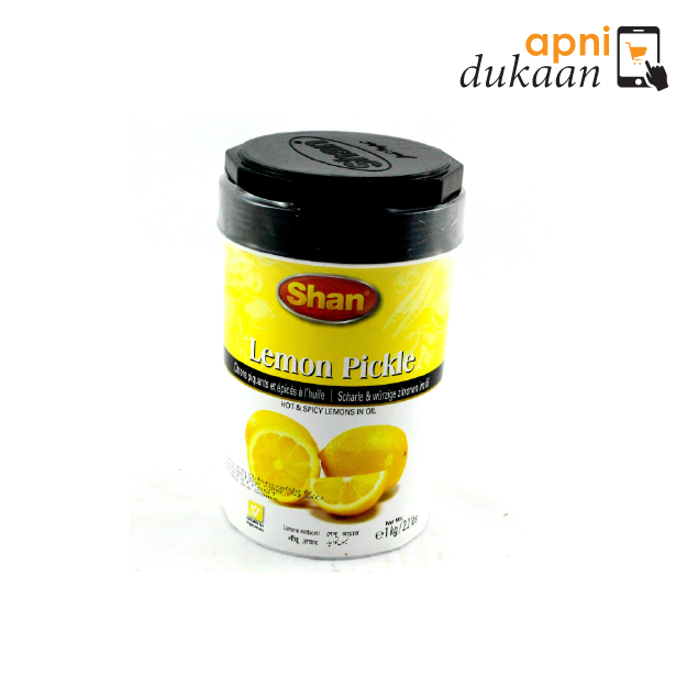 Shan Lemon Pickle 1kg - Apni Dukaan