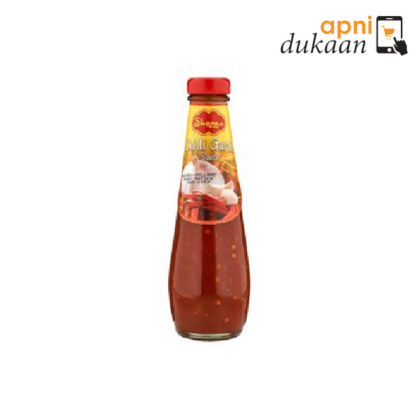Shezan Chilli Garlic 310gms Bottle - Apni Dukaan
