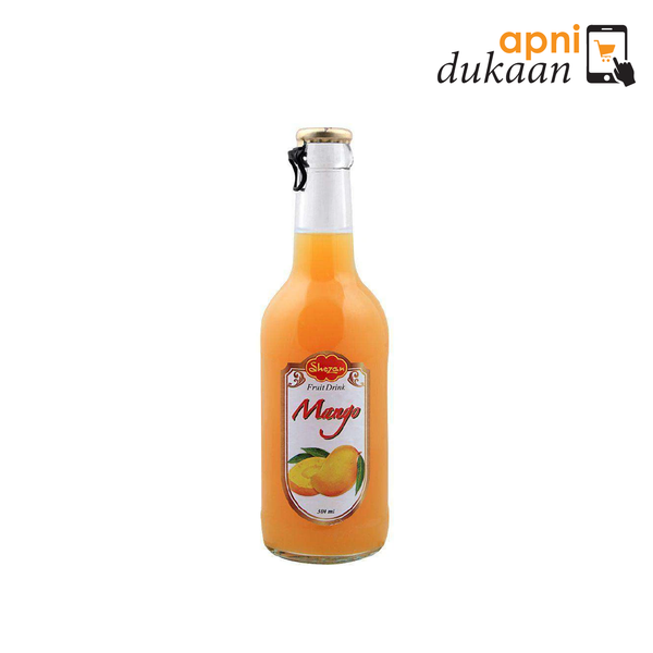 Shezan Fruit Drink - Mango 6 x 300ml - Apni Dukaan