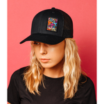Be More • Give More Patch Hat