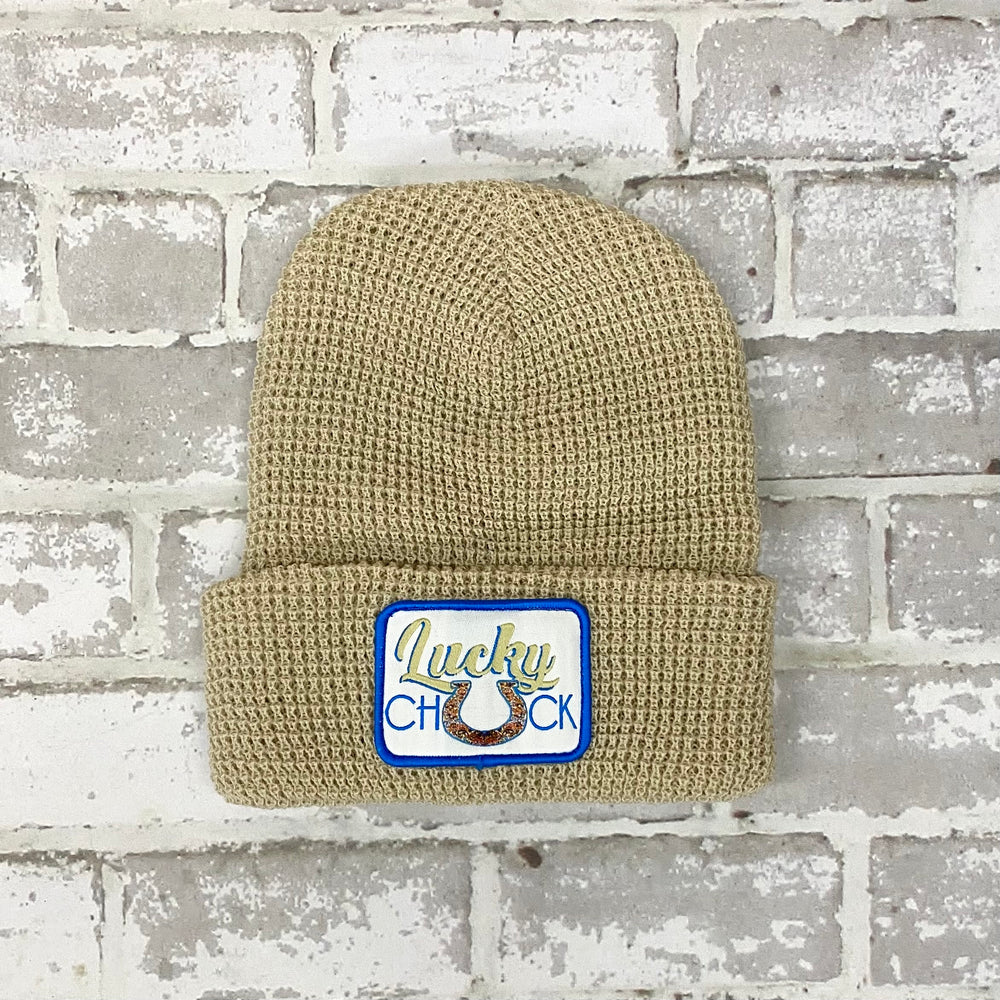 Load image into Gallery viewer, Talavera Patch Beanie