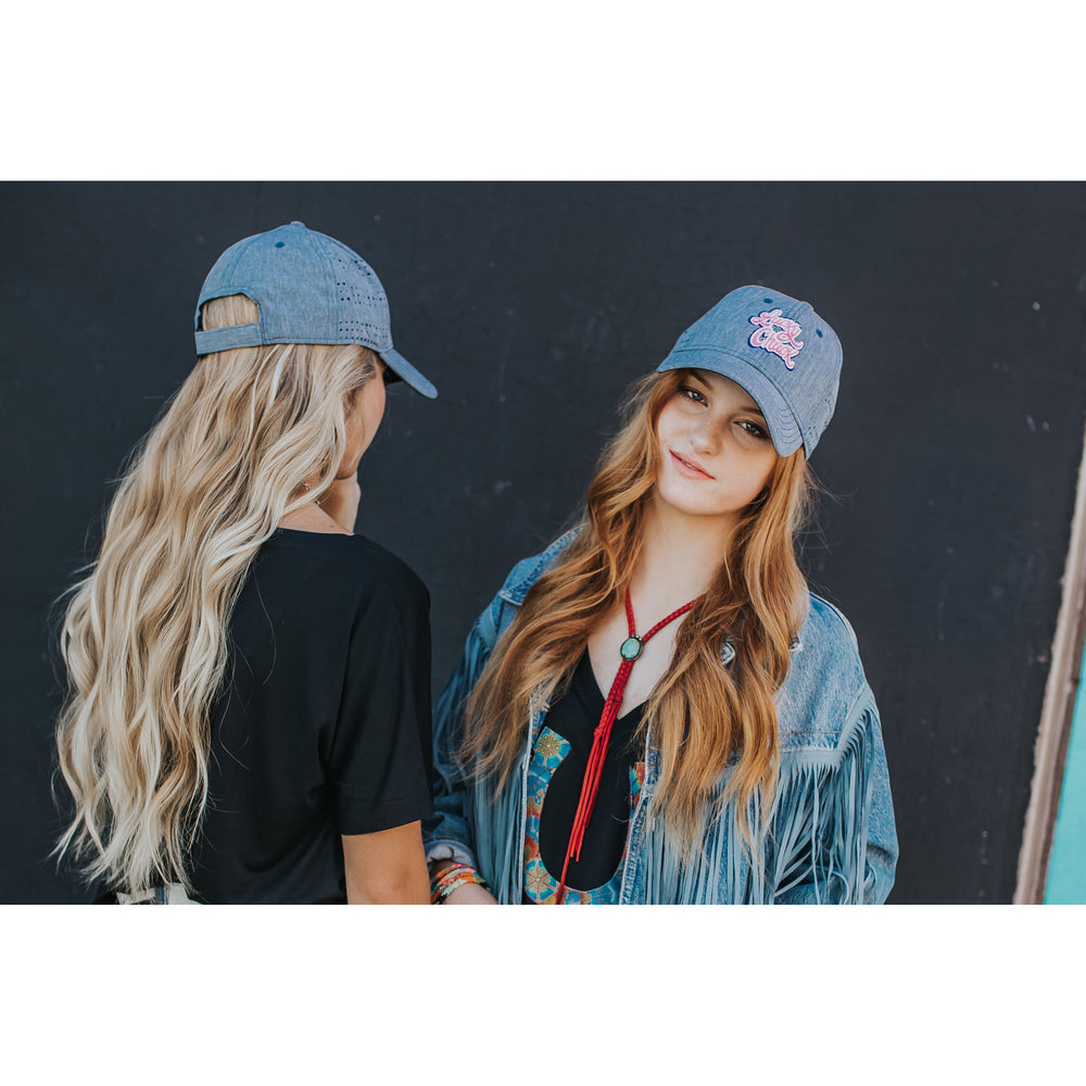 Breezy Bubble Gum Lucky Chuck Hat
