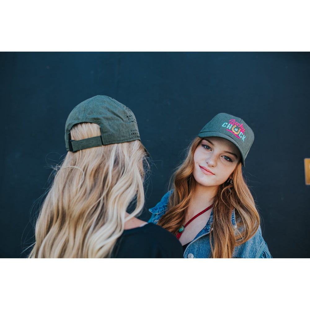 Breezy Lucky Chuck Logo Hat