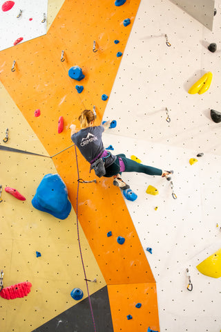Outfits for indoor Rock climbing