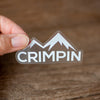 CRIMPIN Logo Sticker
