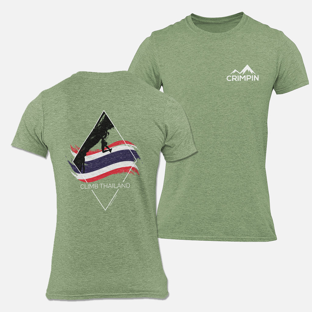 Climb Thailand Men's T-Shirt