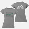 Trust Your Feet  (Green) Women's T-Shirt