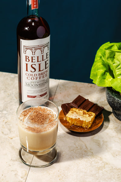Cold Brew Russian - Belle Isle Cold Brew Coffee cocktail recipe