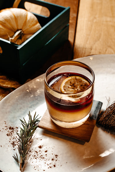 Gettin' Chilly, Eh? - Belle Isle Black Label cocktail recipe