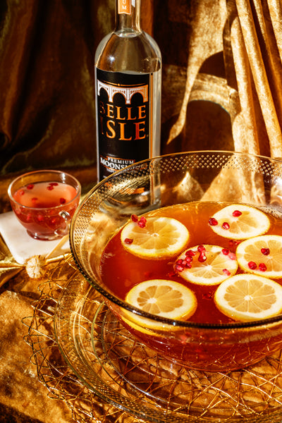 Revelry Punch - Belle Isle Black Label cocktail recipe